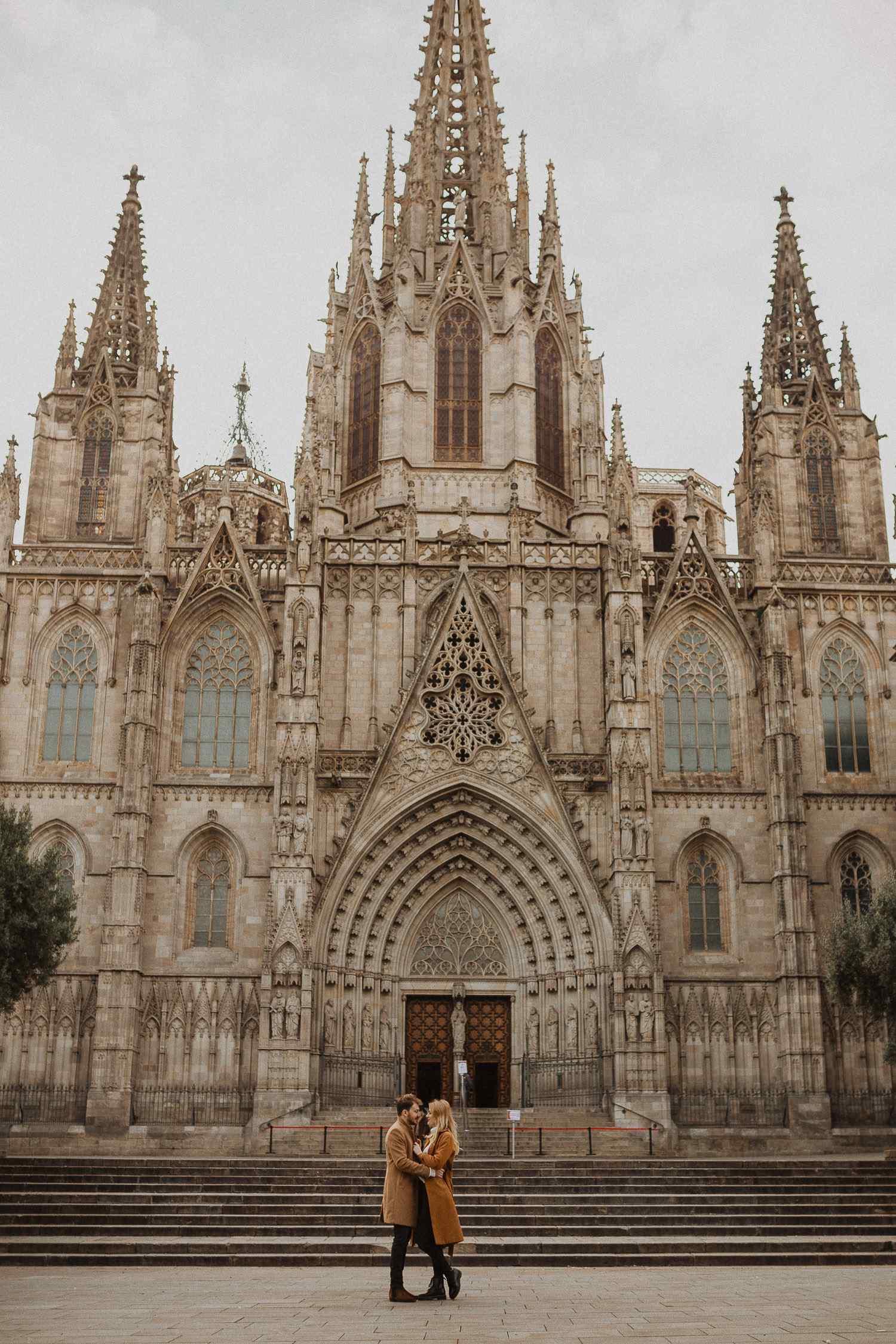 English speaking photographer in Barcelona