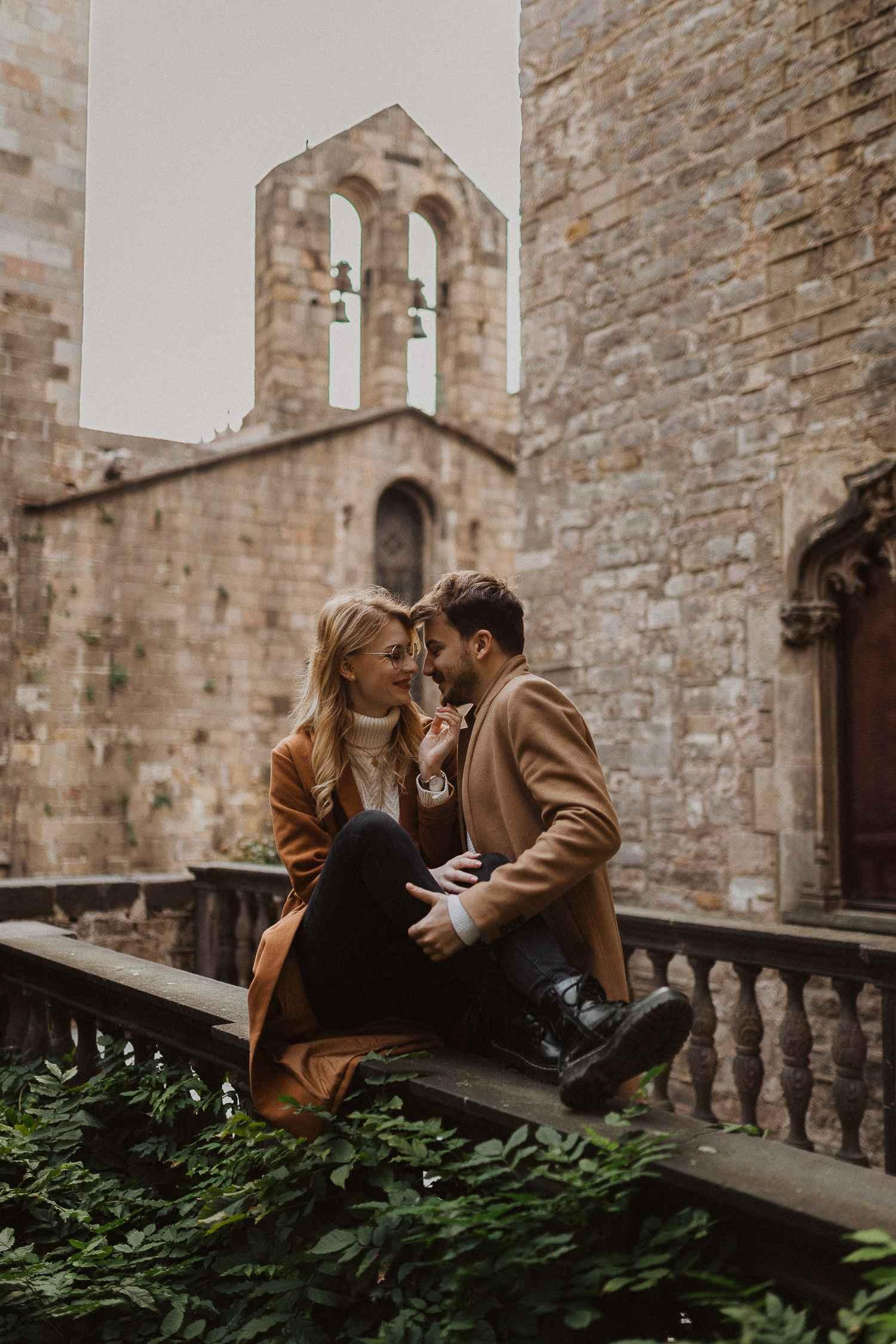 Photo session Barcelona city