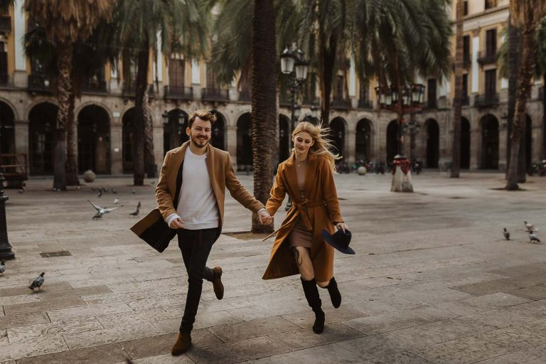 Couples photographer in Barcelona